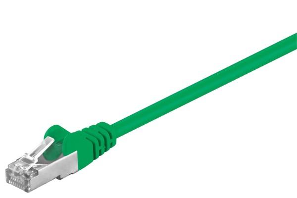 CAT5e Patchkabel LAN DSL Netzwerkabel FTP grün 1,5m