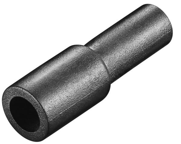 1 Stück Goobay® F-Stecker Wetterschutz Isolierhülle SAT Stecker Kabel TV Adapter