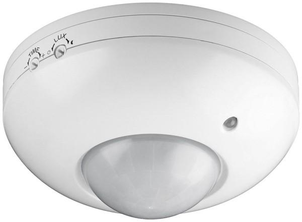 360° Infrarot Bewegungsmelder für Aufputz Deckenmontage LED geeignet IP20 1200W