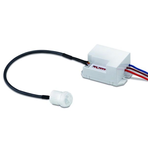Sonero Bewegungsmelder Unterputz Einbau IP20 230V 360° Sensor PIR LED 10W-800W