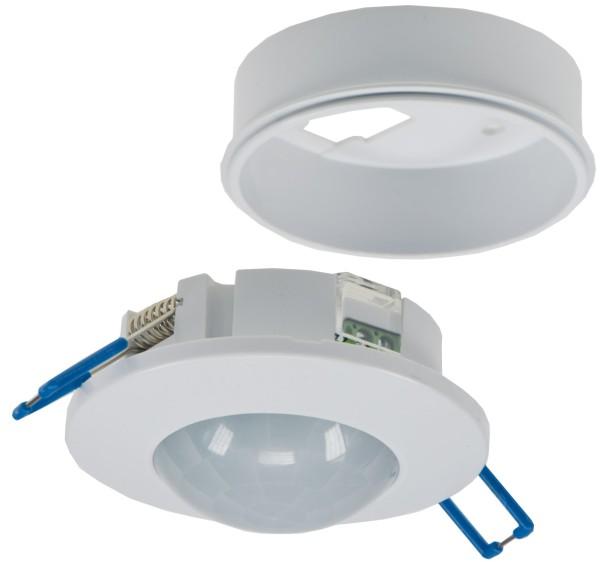 Decken Bewegungsmelder 360° PIR LED geeignet 800W Einbau Bewegungs Melder Flat