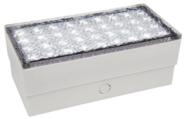LED Pflasterstein McShine warmweiß 20x10x7cm 180lm IP65 230V befahrbar 3000K