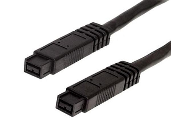 1,8m 9-pin - 9-pin FireWire Kabel IEEE 1394b Stecker 800 Mhz Mbps