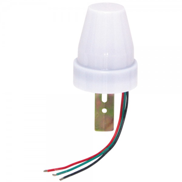 MINI Dämmerungssensor Dämmerungsschalter 230V 10A twilight switch Lichtsensor