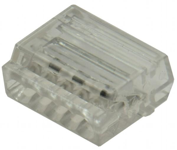 50 Stück 5-polige Dosenklemmen für Kupferleiter von 1-2 bis 5mm² für z.B. Delphi