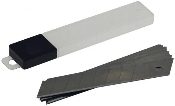 10 Stück Abbrechklingen 18mm Ersatz Klingen Cuttermesserklingen Cuttermesser