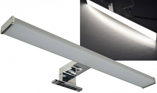 LED Spiegelleuchte Wandleuchte Spiegellampe Badlampe Aufbauleuchte Schranklampe