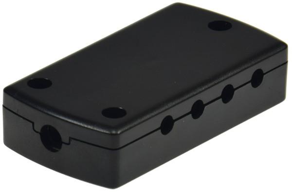 Niederspannungs-Verteiler 1xIn 8xOut max.24W für LED-Leuchte EBL-R60 + ABL-R