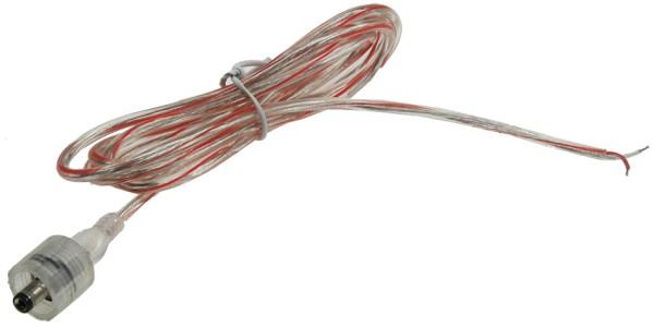 1,5m Zusatzkabel für LED-Stripes CLS oder LED-Leuchten EBL-R60 ABL-R70 + R90