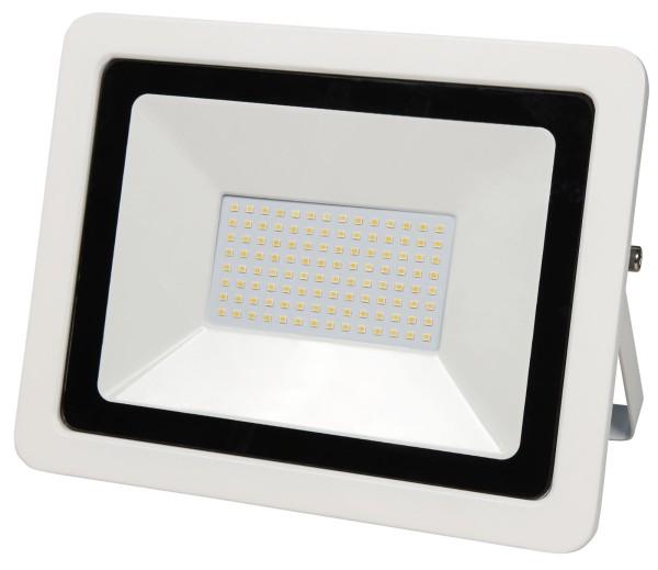 LED Außenstrahler McShine SMD-Slim 100W 6700Lumen 4000K neutralweiß IP44
