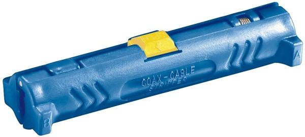 Koaxial Abisolierwerkzeug für Koaxialkabel Kabelschneider Abisoliermesser RG59