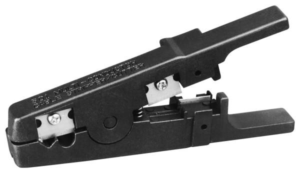Abmantelwerkzeug Kabelabmantelung Abisolierwerkzeug 4 Klingen 3,2bis9,5 mm 22AWG