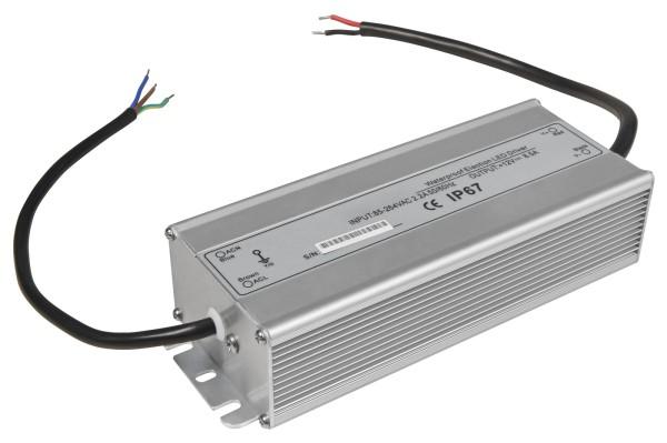 LED-Trafo McShine elektronisch IP67 1-100W Ein 85~264V Aus 12V wasserfest