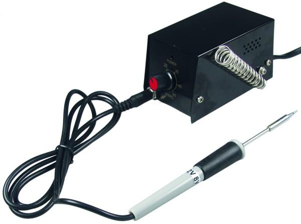 Lötstation mit Micro - Fein Lötkolben Präzisions Lötnadel 8W regelbar 100-425°C