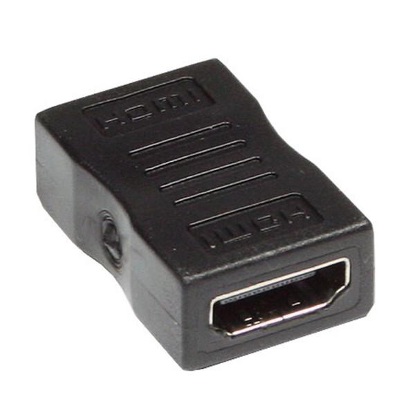 HDMI Adapter Verbinder Kupplung vergoldet Buchse > Buchse Verlängerung 4K Kabel