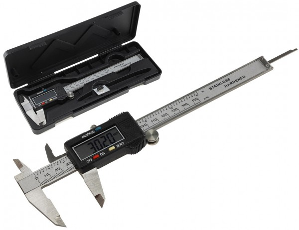 Digital Messschieber Schieblehre 0-150mm Digital Schublehre LCD Schiebelehre
